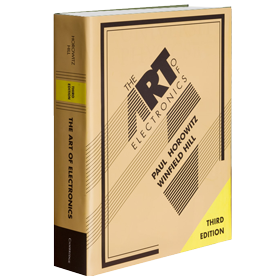 The Art Of Electronics 3rd Edition By Horowitz And Hill