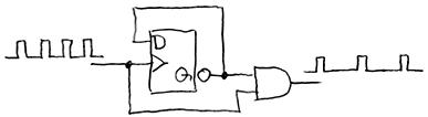 alternate-pulse remover